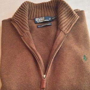 Ralph Lauren Polo full zip up Sweater